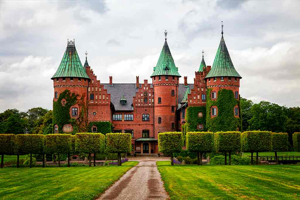 Best castles in Sweden-Trolleholm-castle