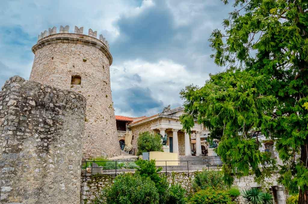 Best castles in Croatia-Trsat-Fortress