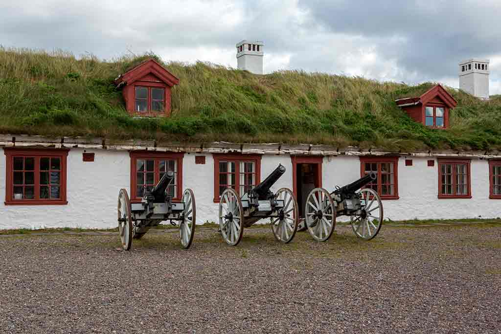 Castles in Norway-Vardøhus-Fortress