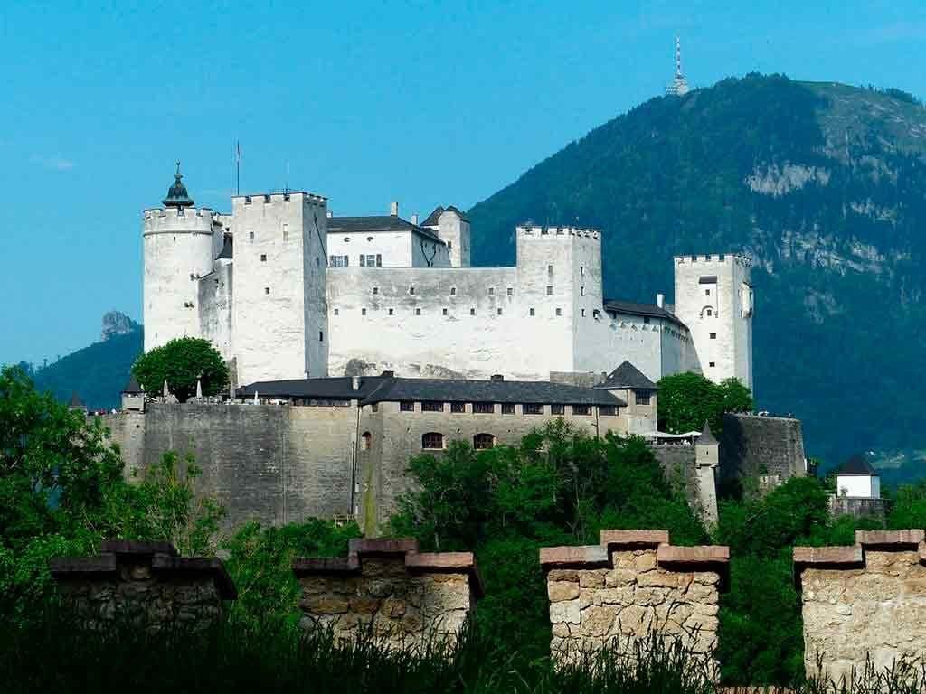 Best Austrian Castles-hohensalzburg-fortress