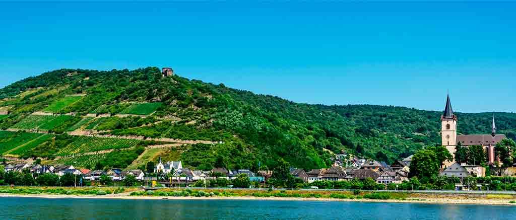 Best castles in Rhine-Nollig-Ruin