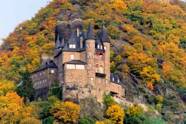 Castles in Rhine-Katz-Castle