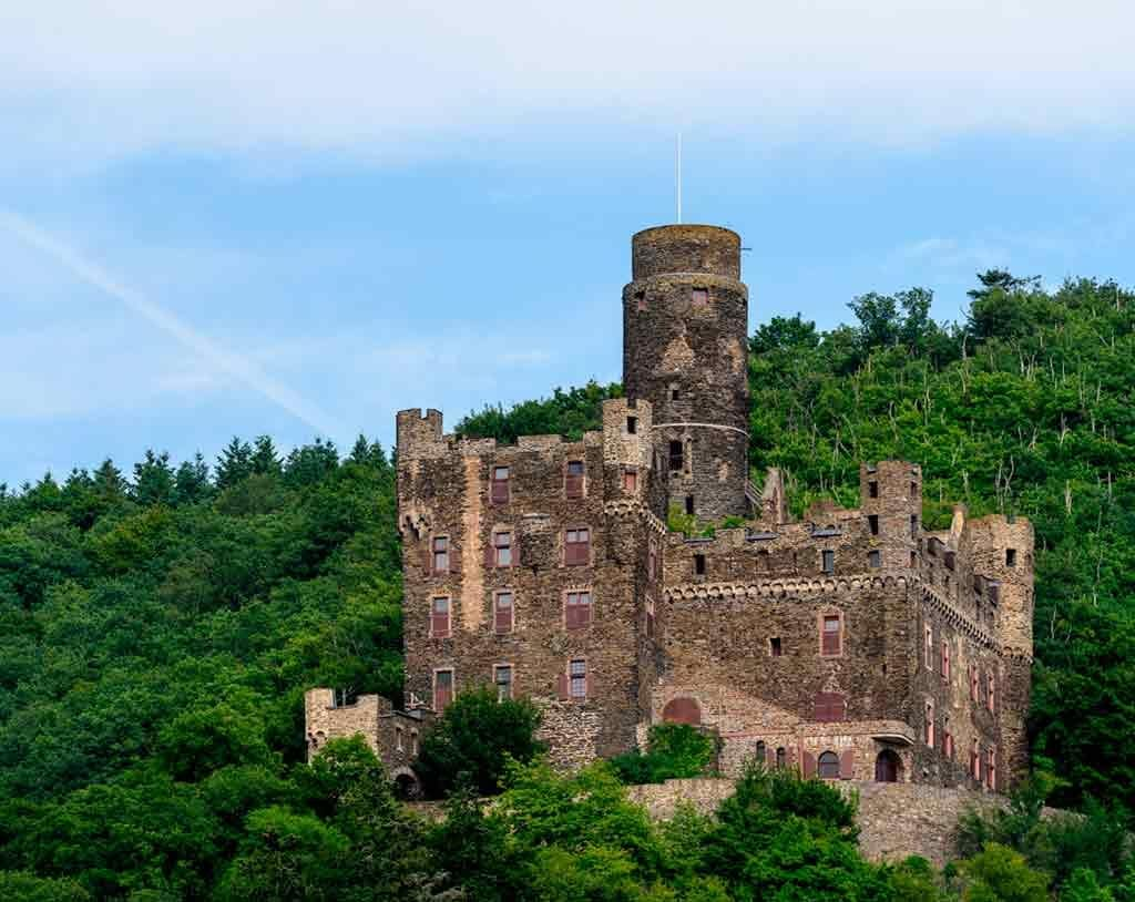 Best castles in Rhine-Maus-Castle