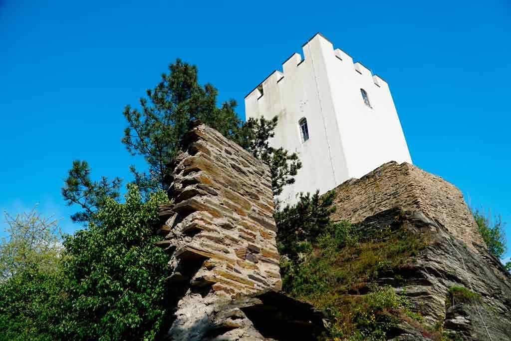 Castles in Rhine-Sterrenberg-Castle