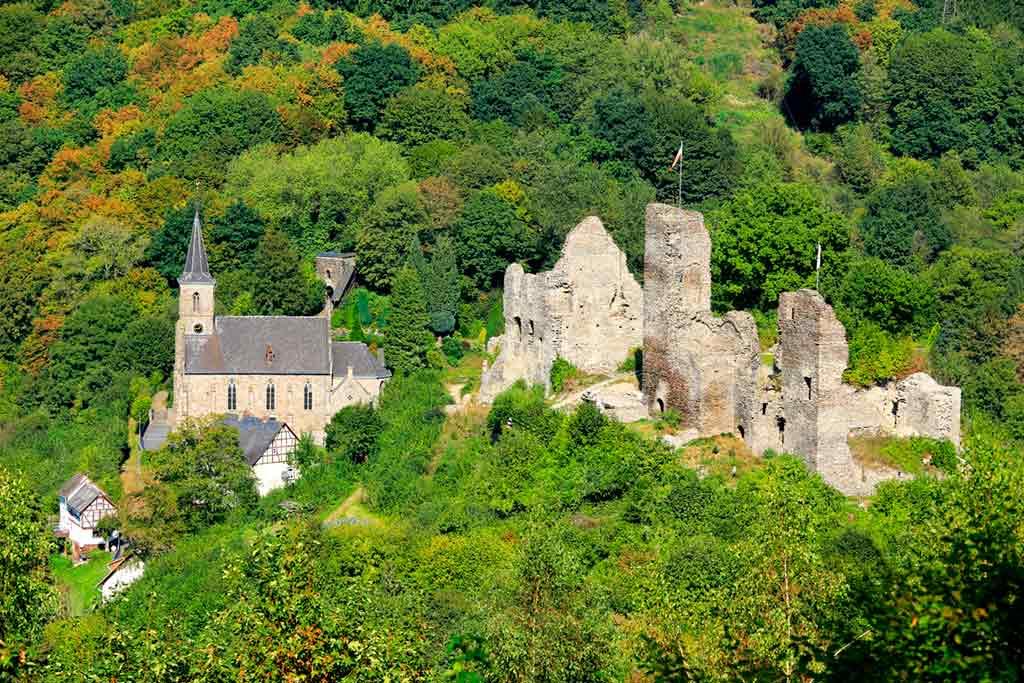 Castles in Rhine-Neuwied-Castle
