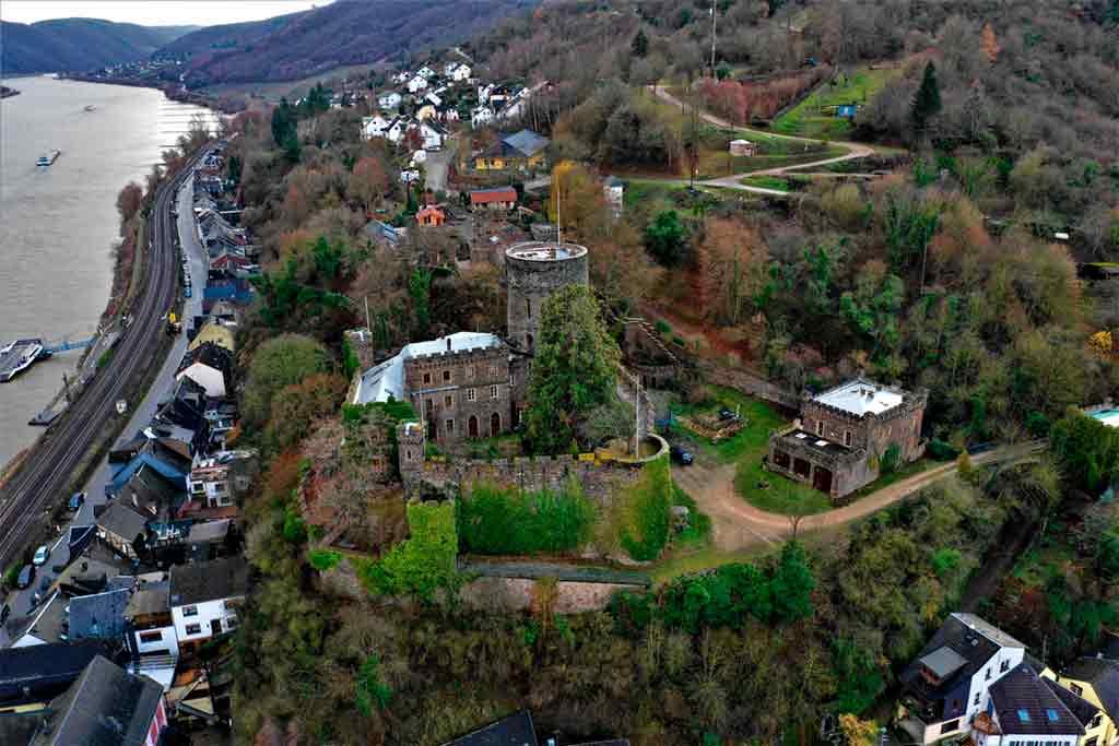 Famous Castles in Rhine-Heimburg