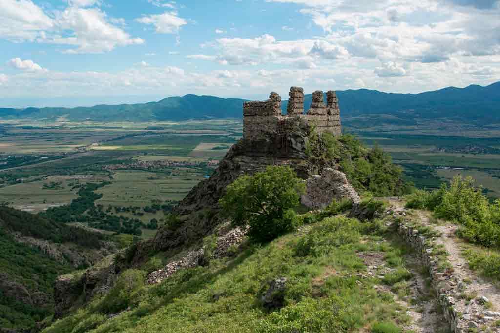 Castles in Bulgaria-Anevo-Fortress-Castle