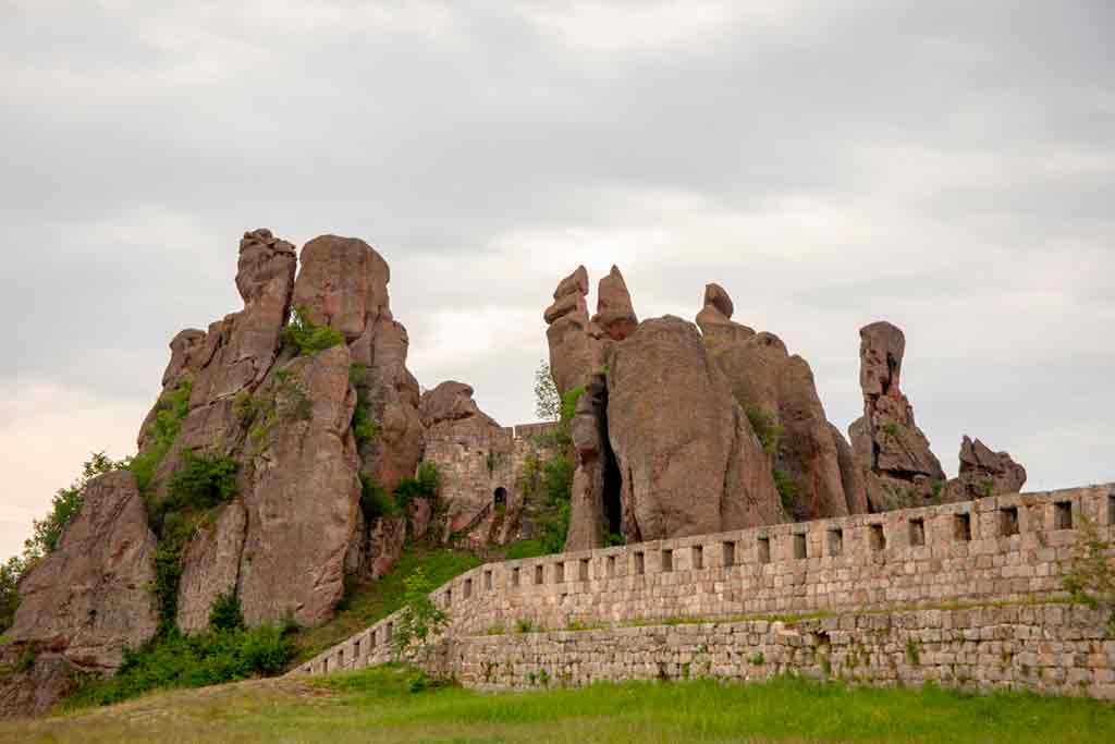 Famous Castles in Bulgaria-Belogradchik-Fortress-Fort