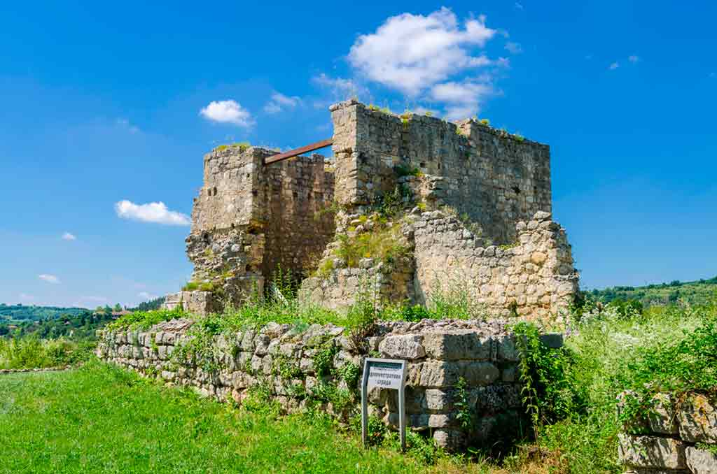 Best Bulgarian Castles-Cherven-Castle