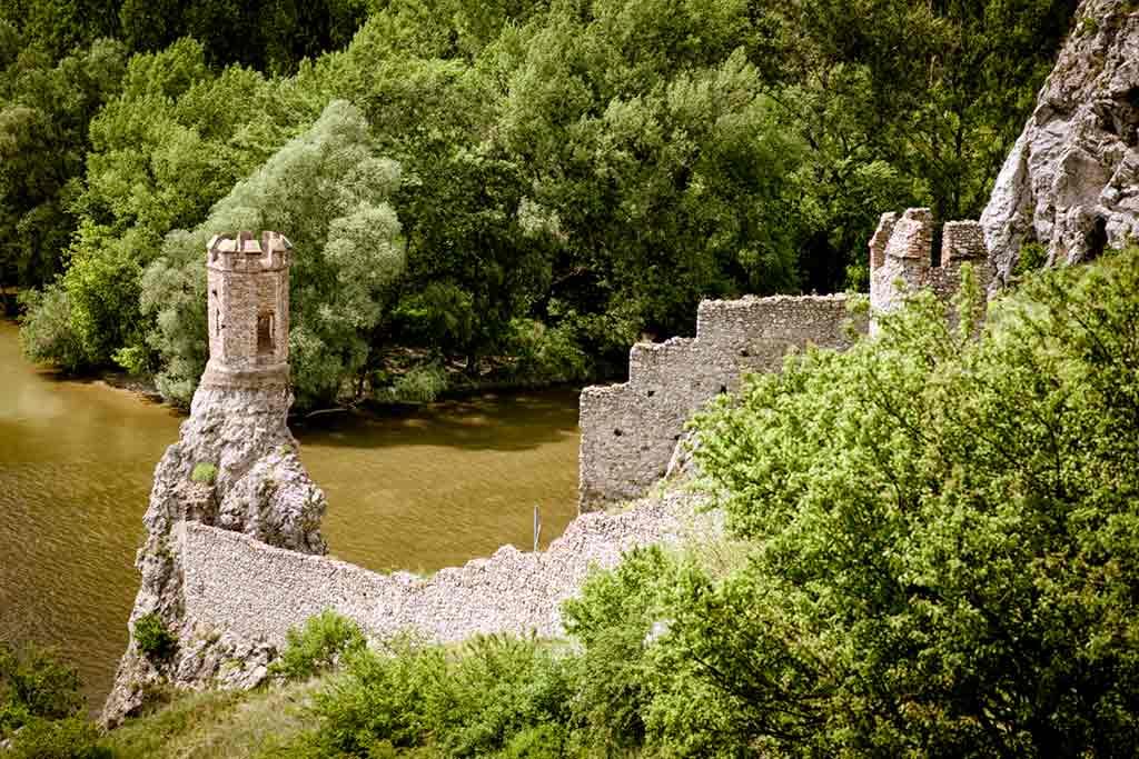 Famous Castles in Slovakia-Devín-Castle