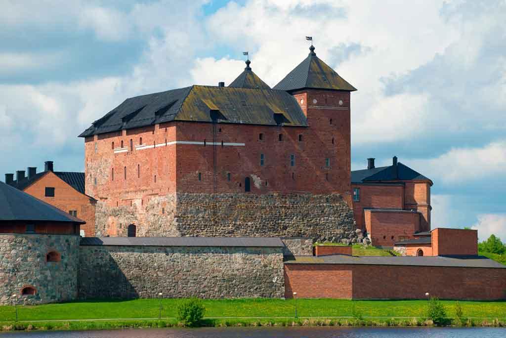 Finnish Castles-Häme-Castle