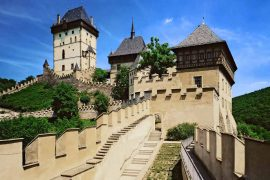 Karlštejn Castle - best castles near Prague