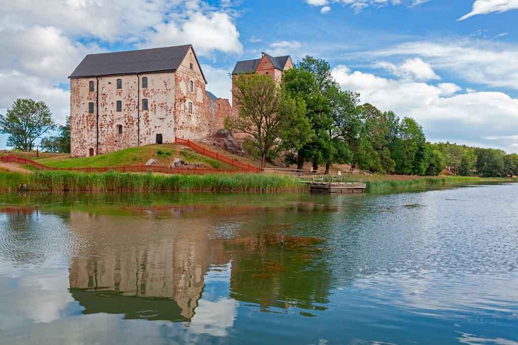 Best Finnish Castles-Kastelholm-Castle