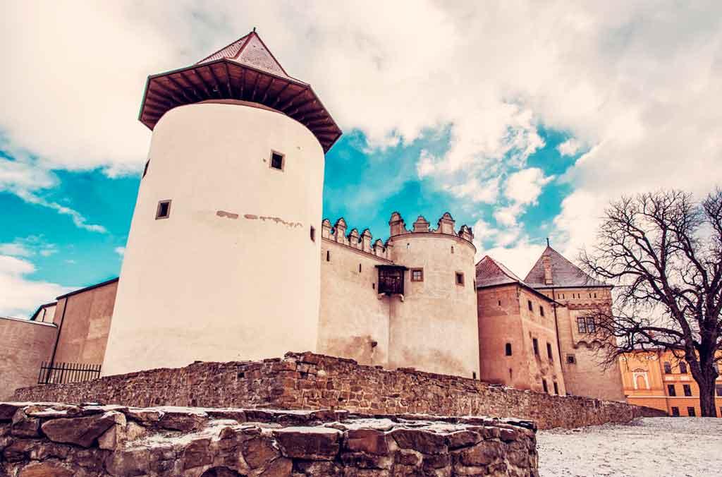 Slovakian Castles-Kežmarok-Castle