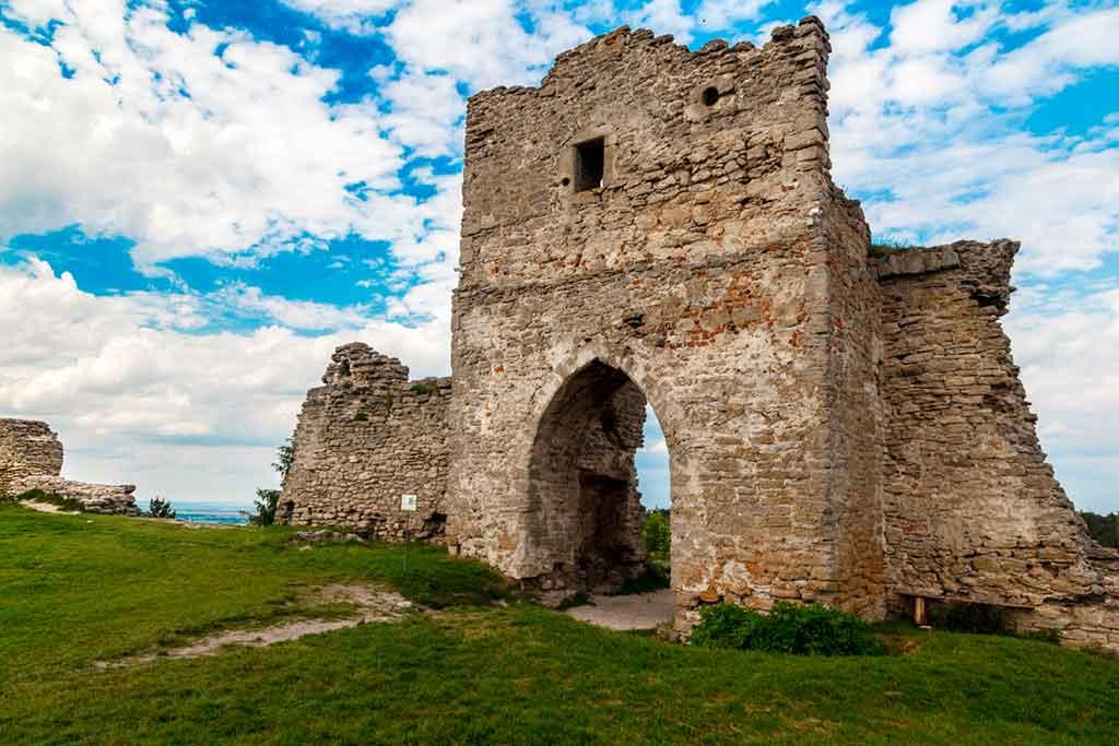 Ukrainian Castles-Kremenets-Castle