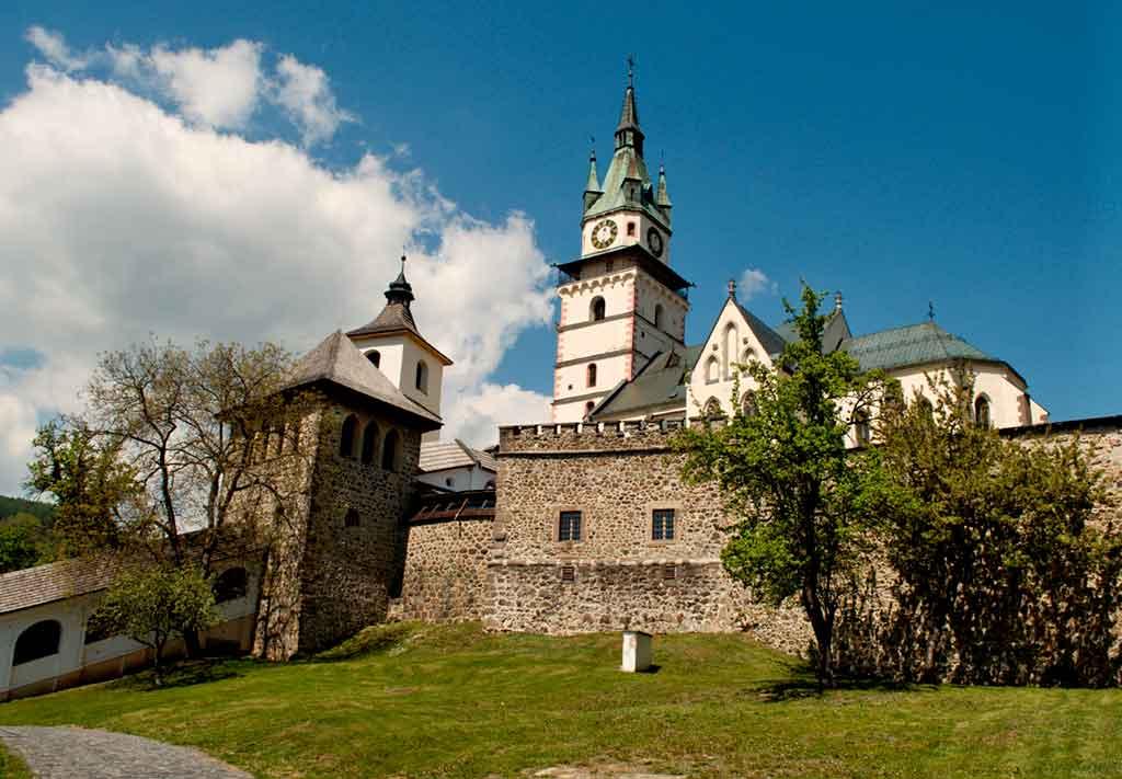 Best Slovakian Castles-Kremnica-Castle