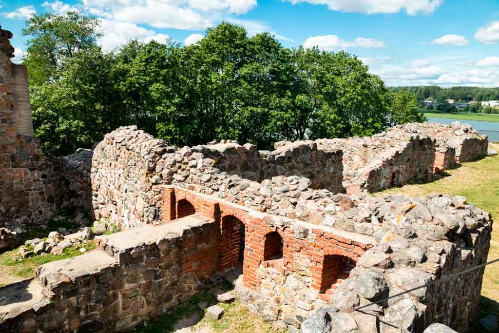 Famous Castles in Finland-Kuusisto-Castle