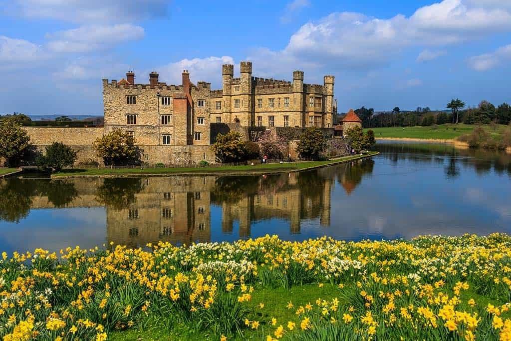 Leeds Castle- British Castles