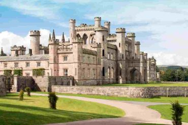 Lowther castle - Best castles in Cumbria