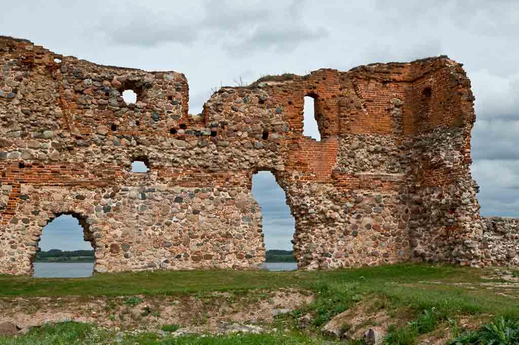 Castles in Latvia-Ludza-Castle