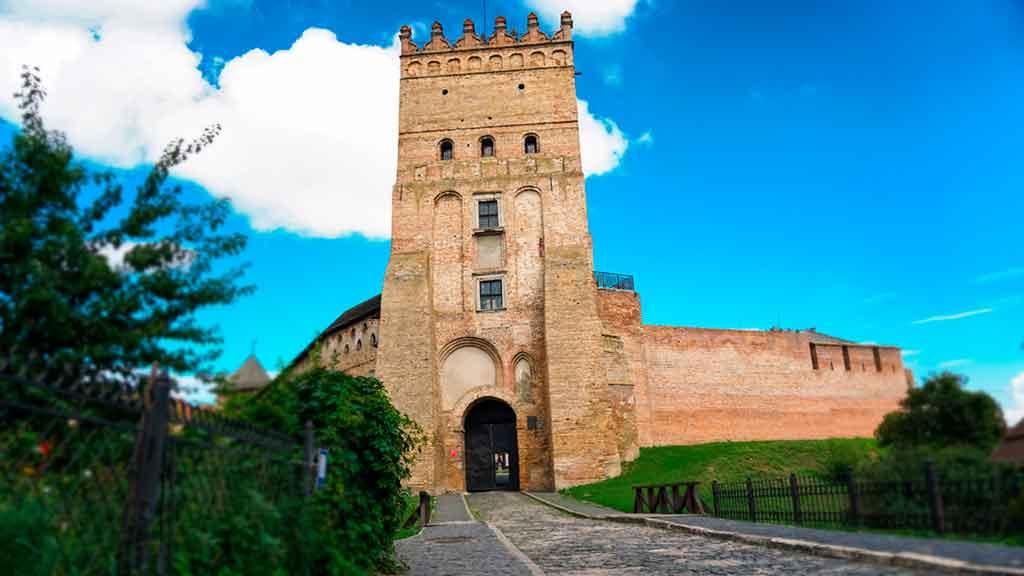 Ukrainian Castles-Lutsk-Castle