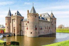 Muiderslot - best castles near Amsterdam
