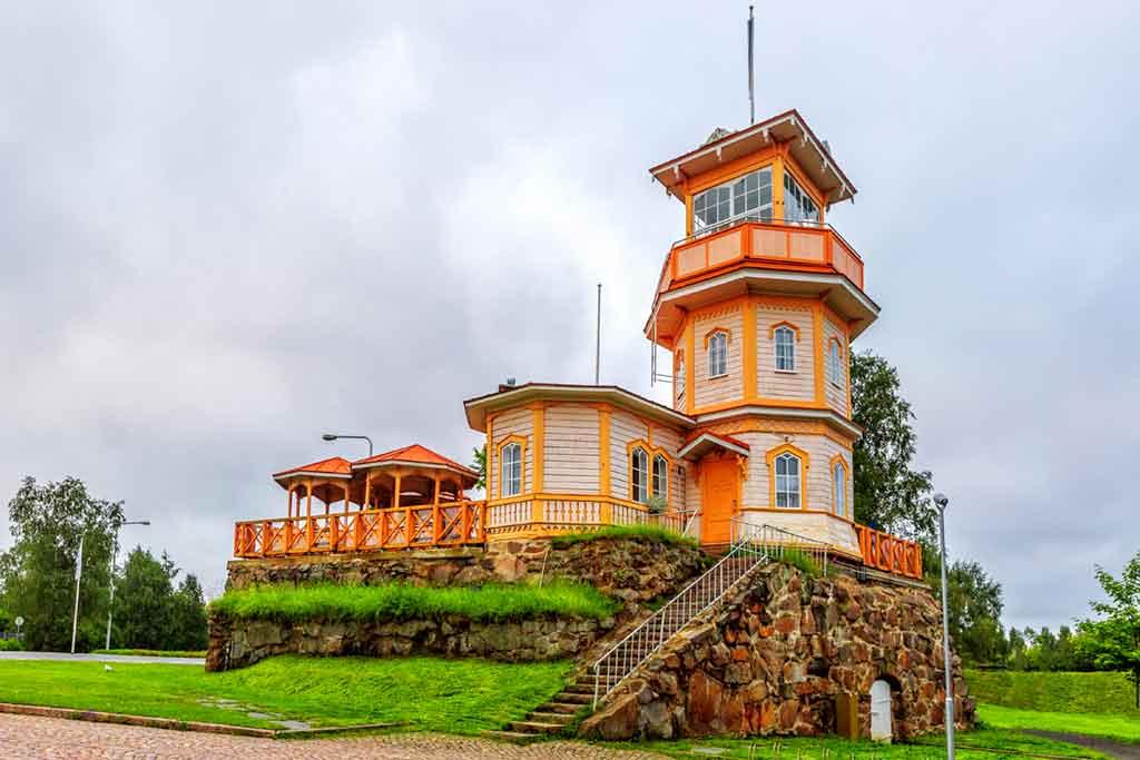 Best Finnish Castles-Oulu-Castle