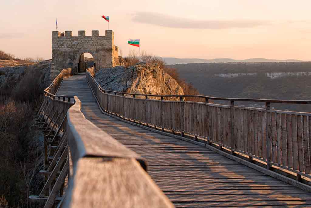 Famous Castles in Bulgaria-Ovech-fortress-Castle