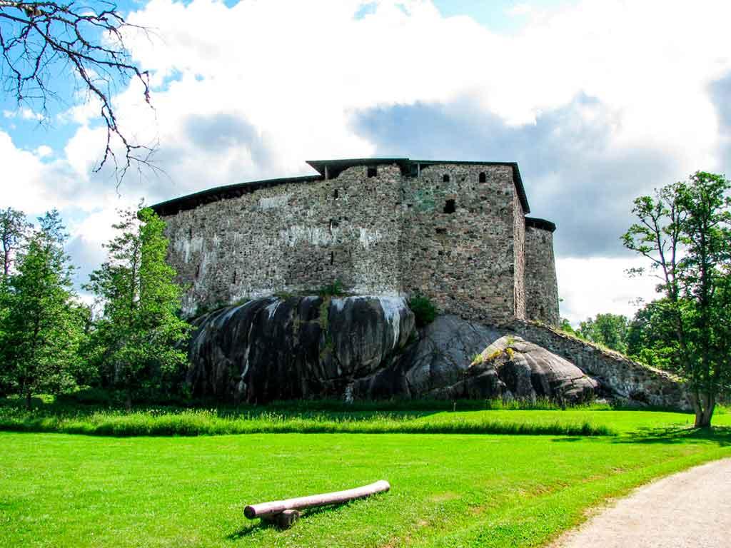 Castles in Finland-Raseborg-Castle