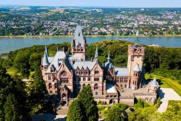 Schloss Drachenburg - castles near Cologne
