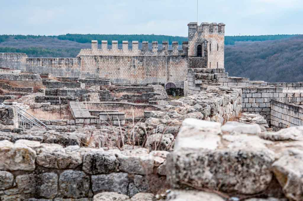 Best castles in Bulgaria-Shumen-fortress-Castle
