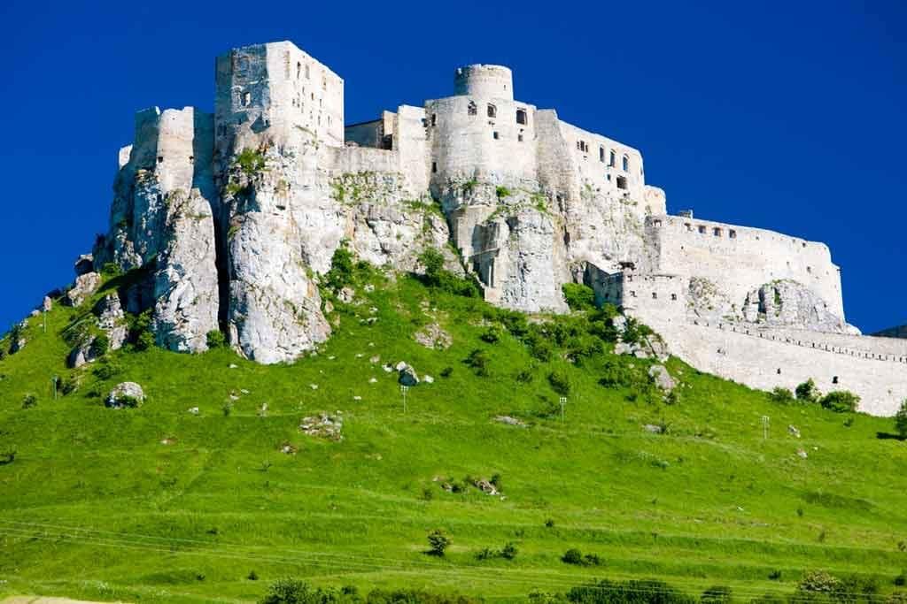 Best castles in Slovakia-Spiš-Castle
