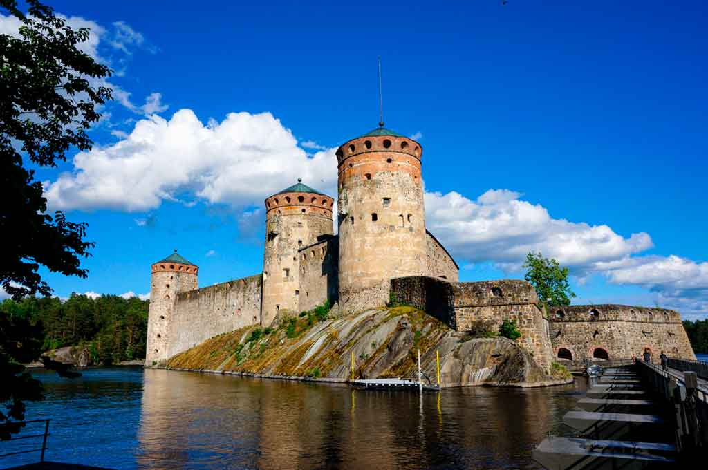 Castles in Finland-St.-Olaf's-Castle