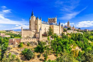 Alcazar of Segovia - Virtual Castle tours