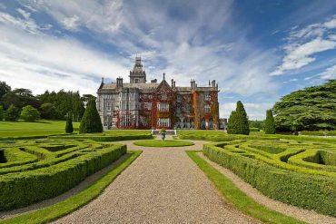 adare manor best castle hotels in Ireland