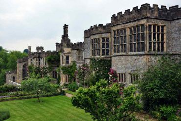 Haddon Hall - castles in Derbyshire