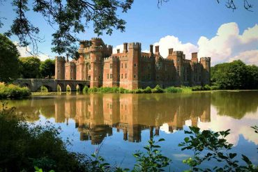 Herstmonceux Castle - Castles in East Sussex