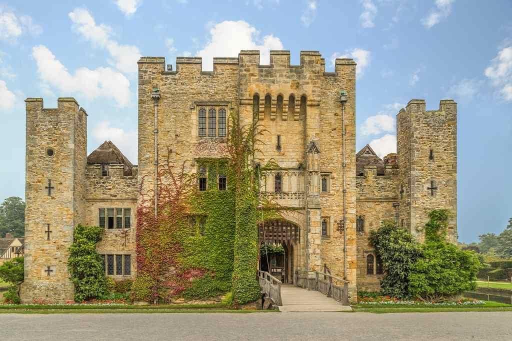 Hever Castle - Virtual Tour of Castles