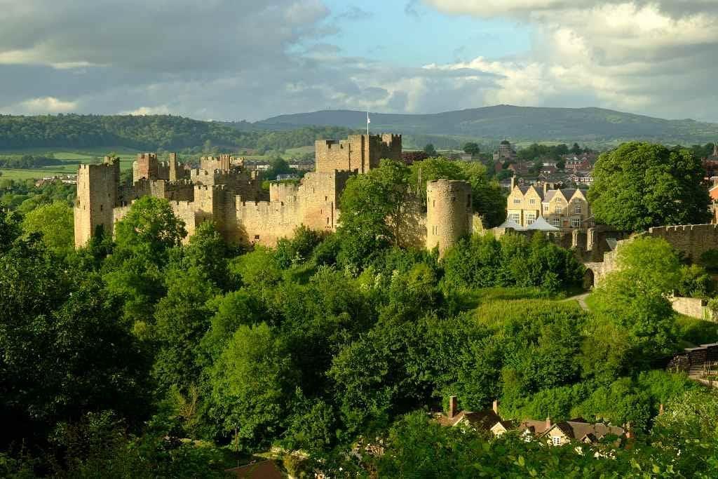 Ludlow Castle - britain's best castles