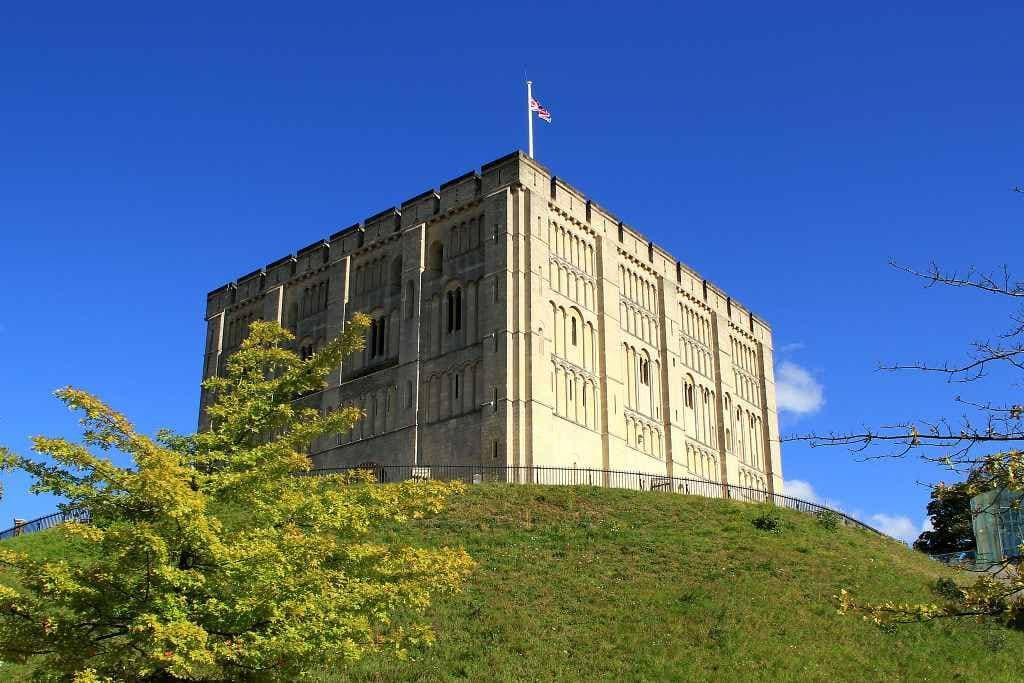 Norwich Castle -British Castle