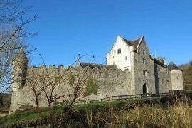 Parke's Castle near Leitrim