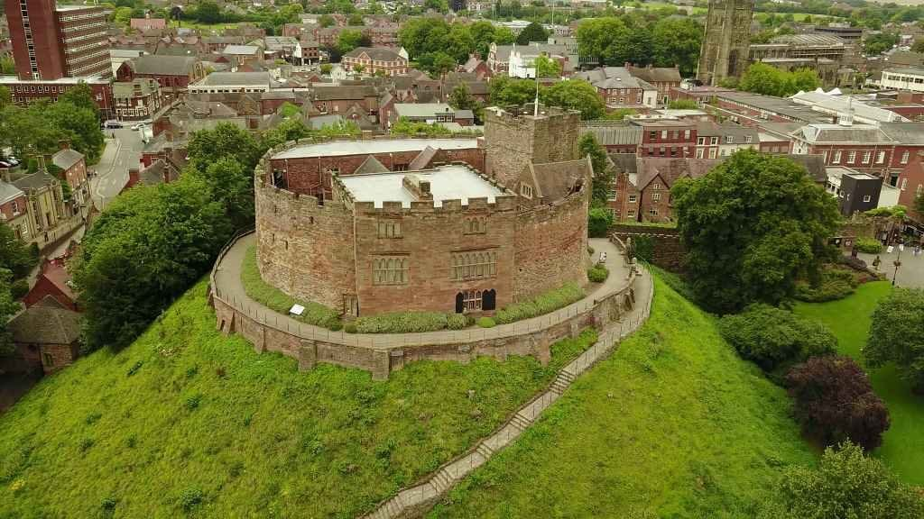 Tamworth Castle