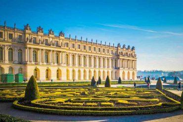 Baroque Palaces - Versailles