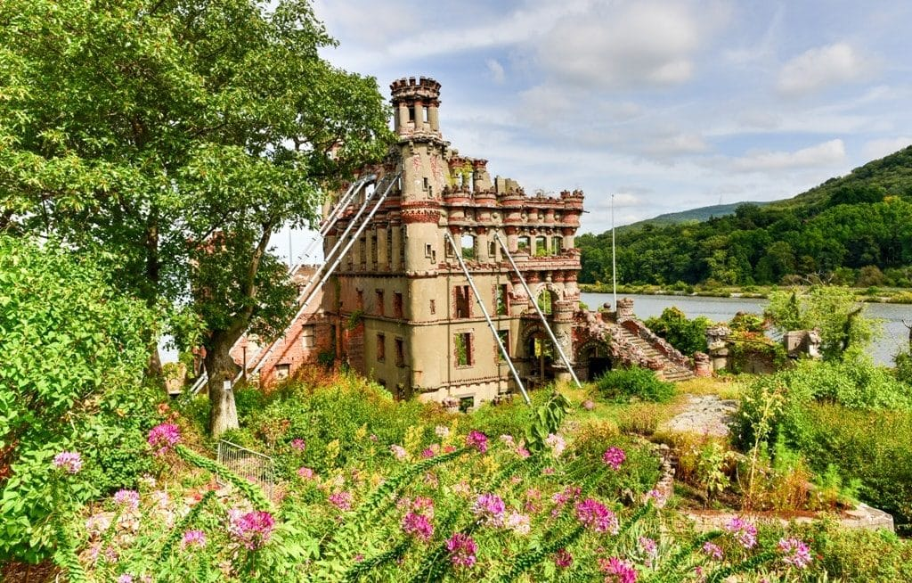 Bannerman Castle - USA castle