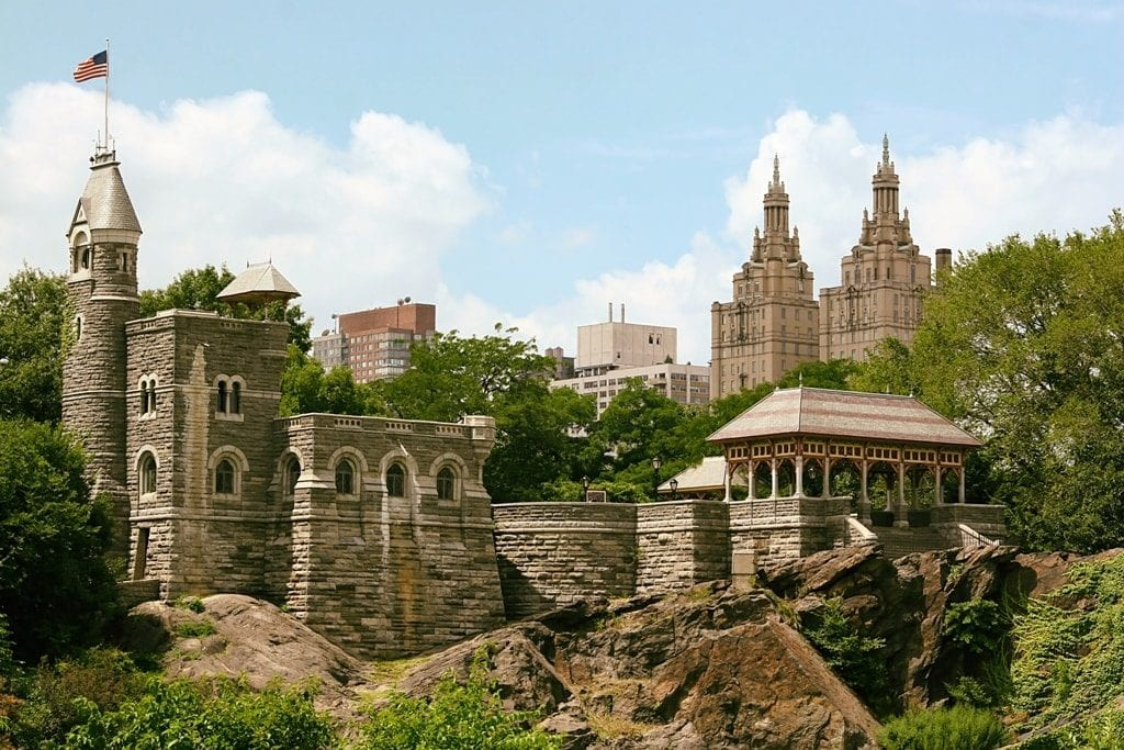 Belvedere Castle - Us best castle