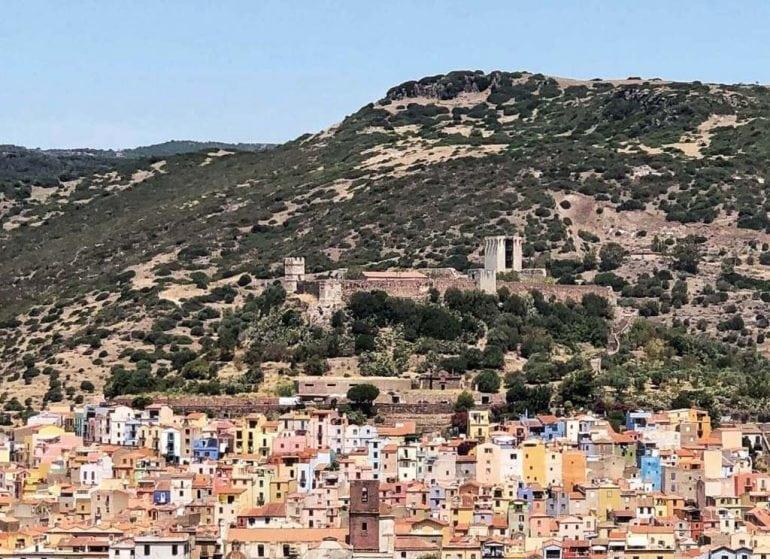 Serravalle Castle Bosa