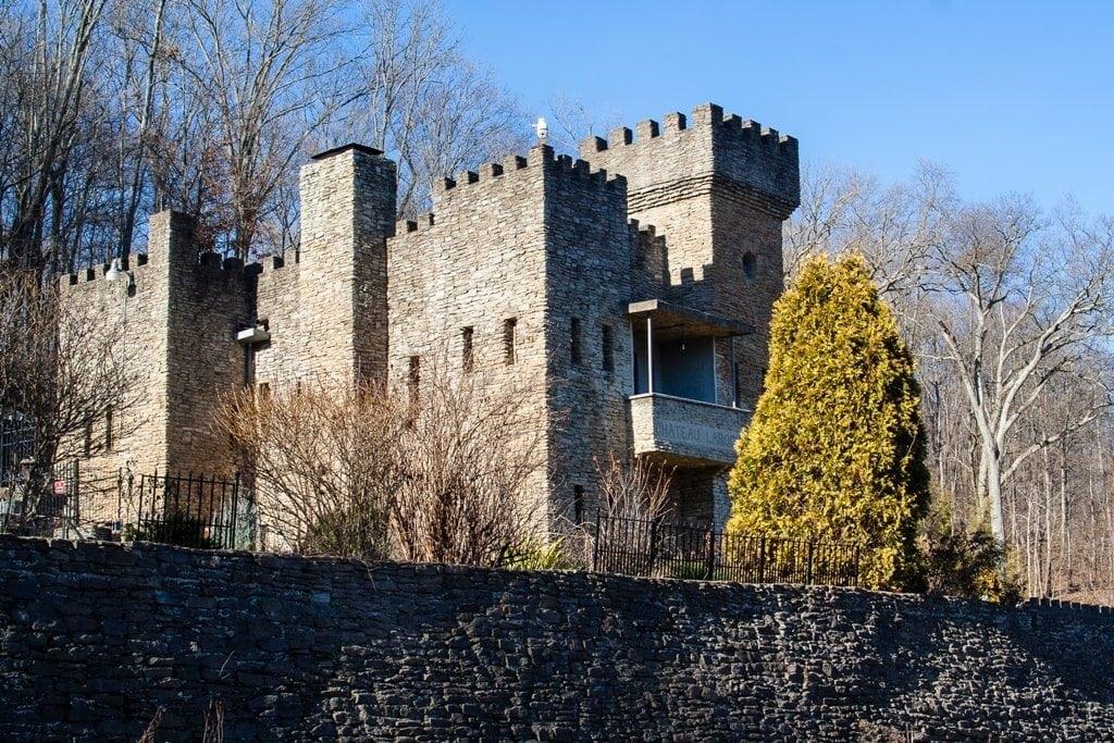 Château Laroche or  Loveland Castle
