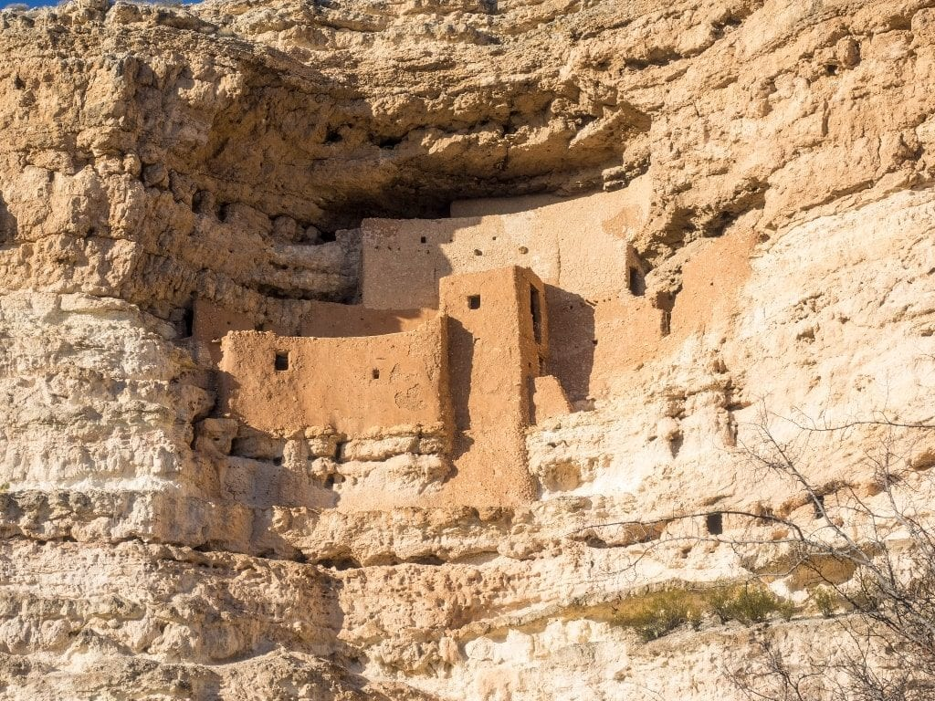 Montezuma Castle - best US Castles