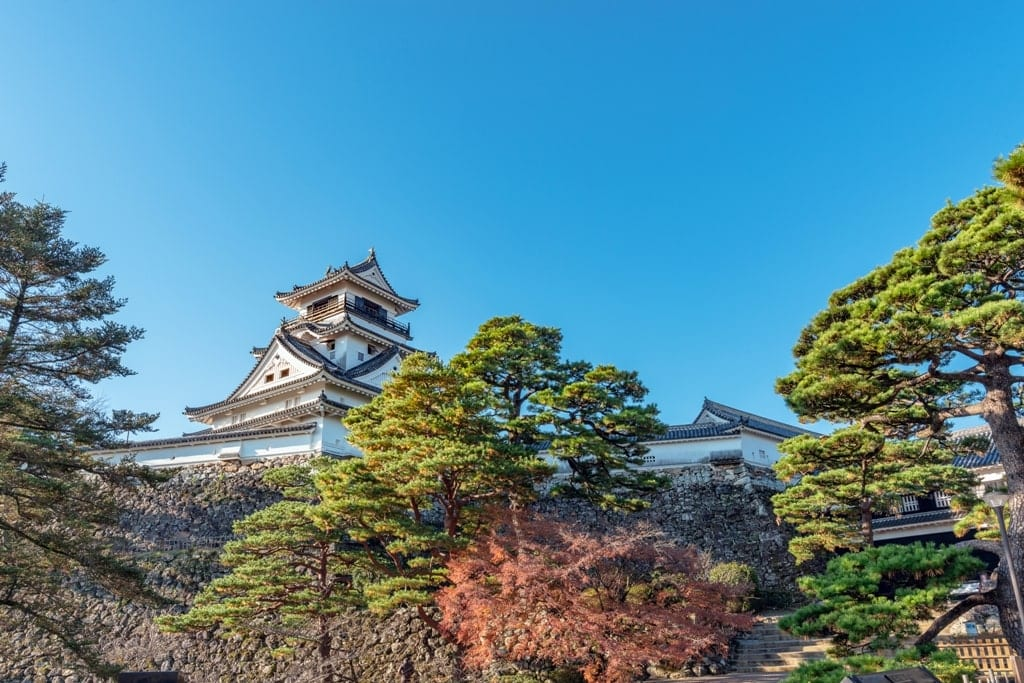 Kochi Castle -best japanese castles