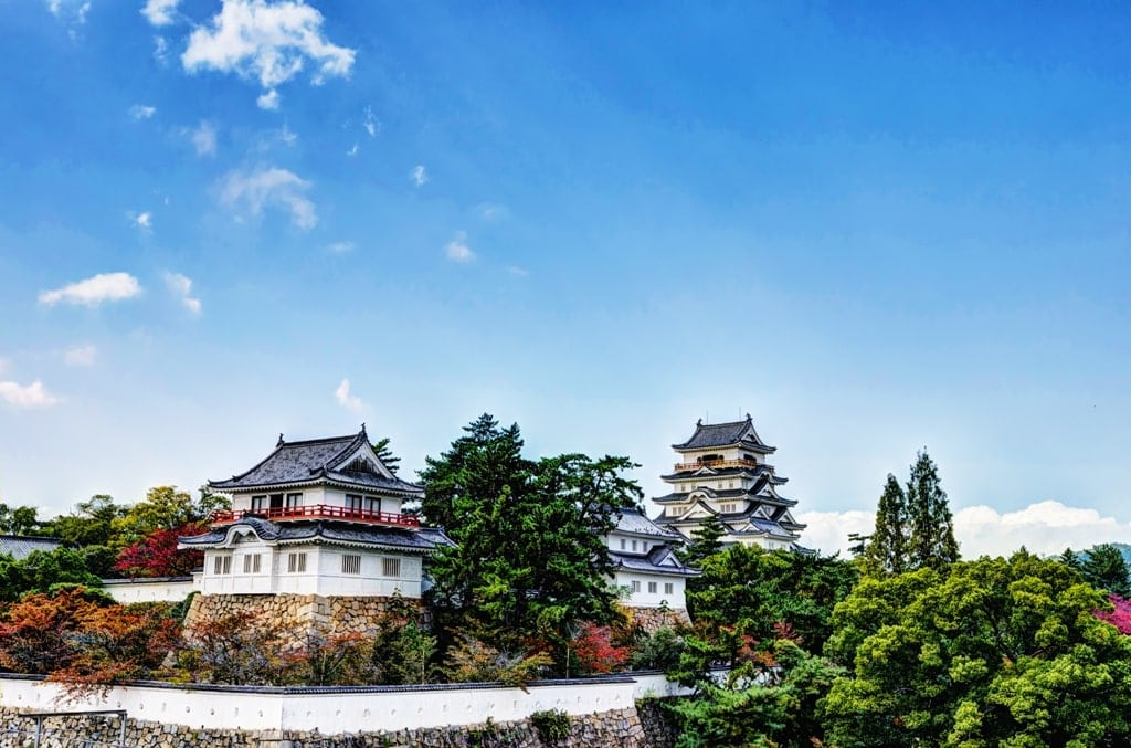 Fukuyama Castle  - Japan Castles